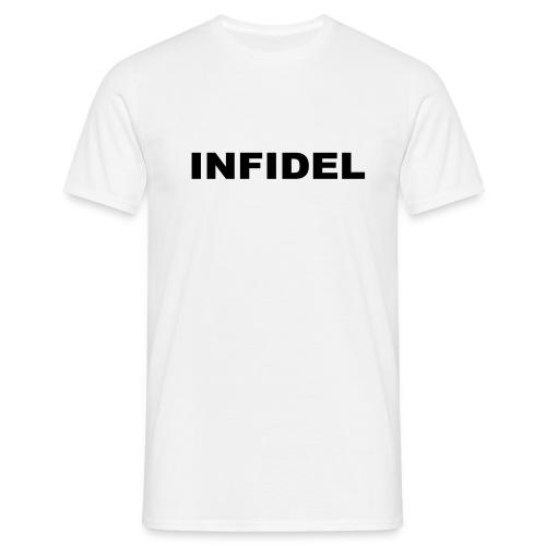Infidel - Men's T-Shirt