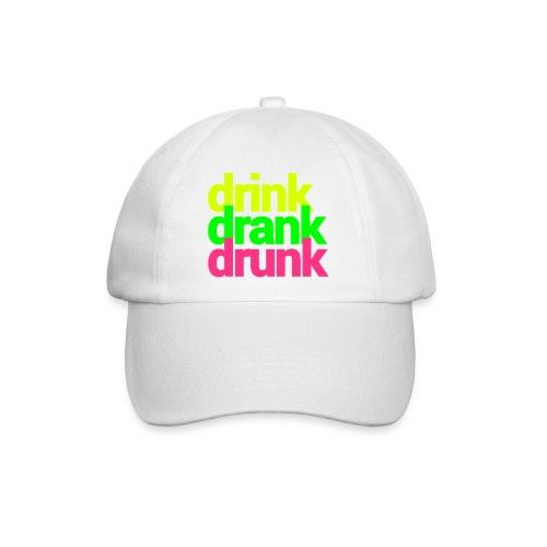 drink drank drunk  - Casquette classique