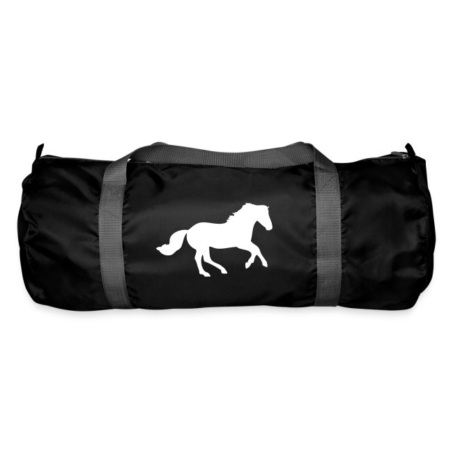 Galloping Horse Travel Bag