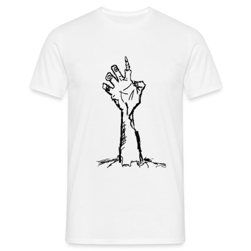 Zombie Rising - Men's T-Shirt