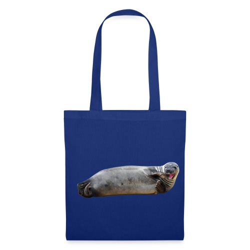 Seehund - Stoffbeutel