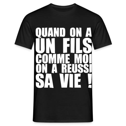 FRENCH SHIZZ ! - Men's T-Shirt