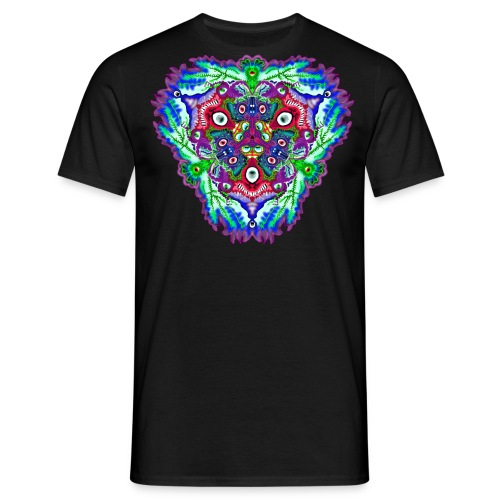 Dark - Männer T-Shirt
