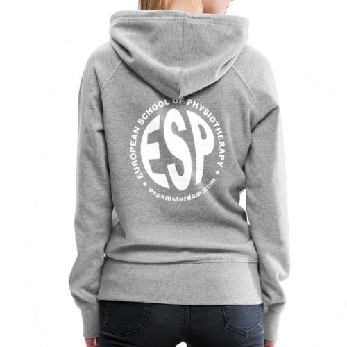 ESP ladies hoodie - Women's Premium Hoodie
