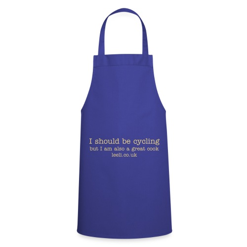 Cooking Apron - Purple - Cooking Apron