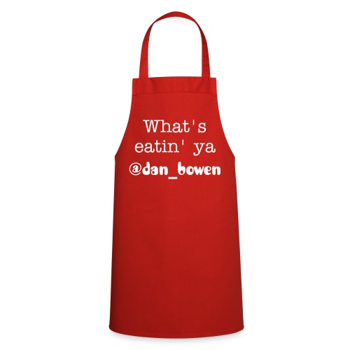 What's eating ya - Cooking Apron