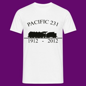 PACIFIC 231 (1912 - 2012) - T-shirt Homme