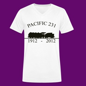 PACIFIC 231 (1912 - 2012) - T-shirt Homme col V