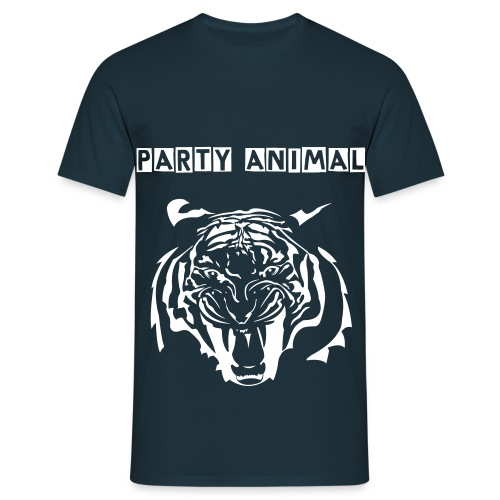 Mens - Party animal - Men's T-Shirt