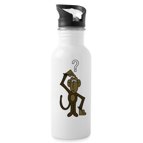Affen-Trinkflasche - Trinkflasche