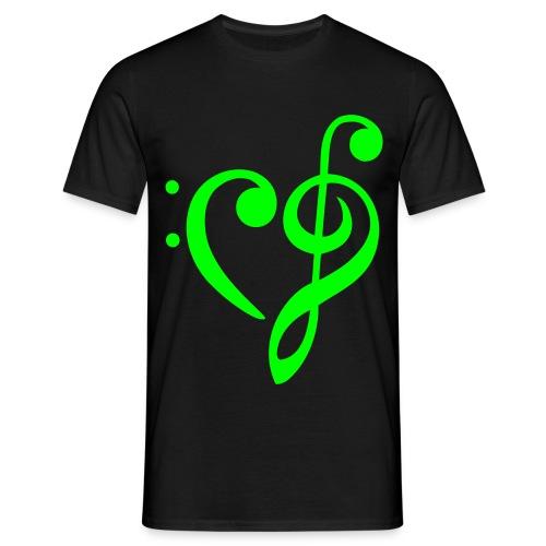 grimmie shirt heren - Mannen T-shirt