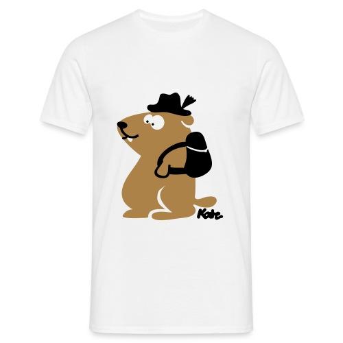 Murlmeltier - Männer T-Shirt