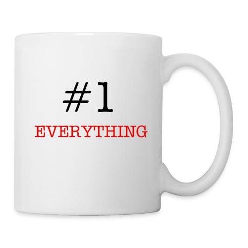 #1 EVERYTHING mug - Mug