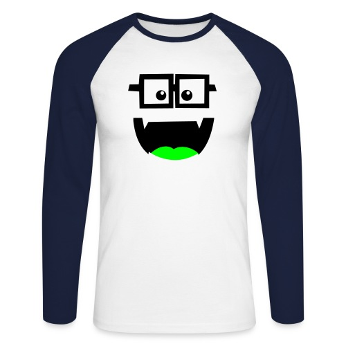 Computer GeeK - Männer Baseballshirt langarm