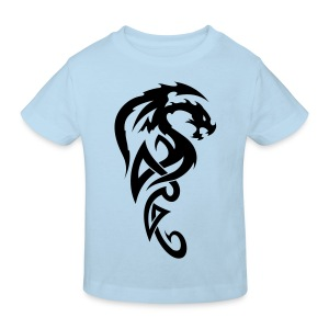 Tee-shirt Tribal Dragon pour enfant - T-shirt bio Enfant