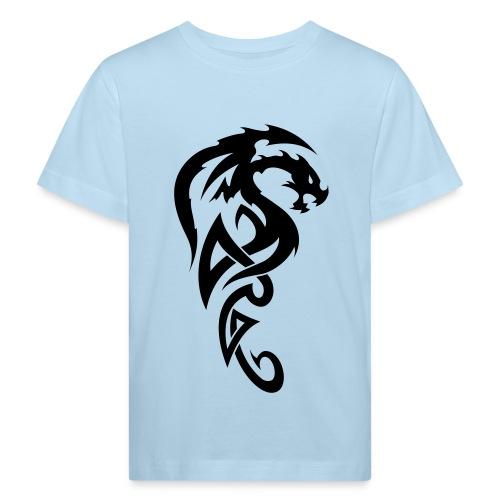 Tee-shirt Tribal Dragon pour enfant - T-shirt bio Enfant
