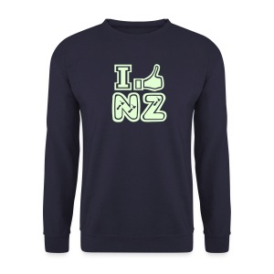 I LIKE NZ, I LIKE NEW ZEALAND tattoo Sweat-shirts - Sweat-shirt Homme
