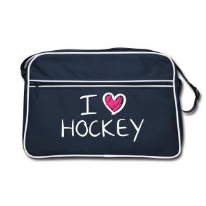 Sporttas hockey - Retro-tas