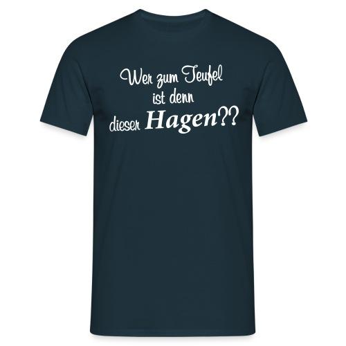 Du bist Hohenlimburger, wenn... - Männer T-Shirt