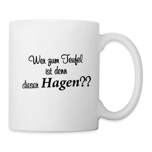 Du bist Hohenlimburger, wenn... - Tasse