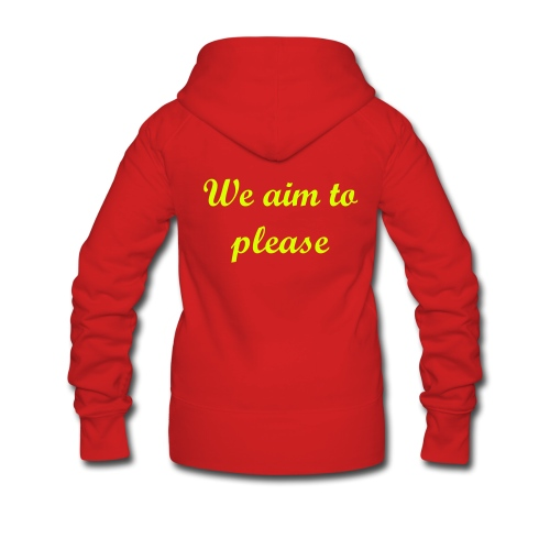 Womens Hoody - Women's Premium Hooded Jacket