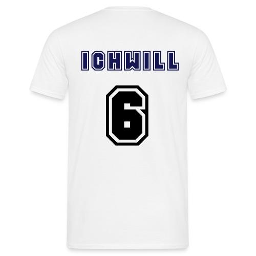 will6 - Männer T-Shirt