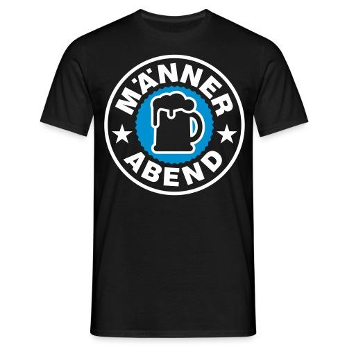 KingMen - MännerAbend - Männer T-Shirt