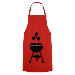 Short- BBQ - Keukenschort