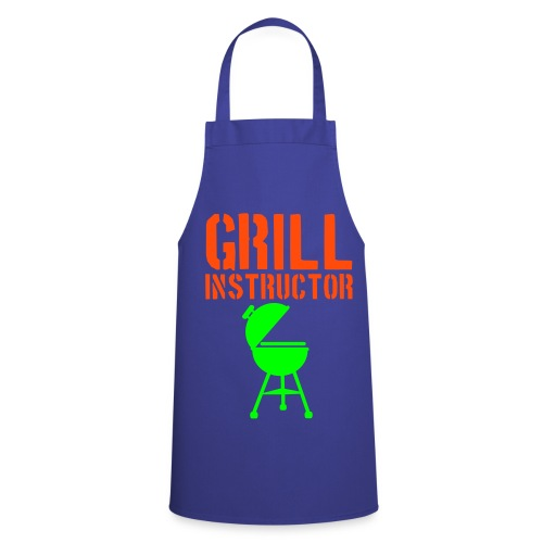 Short- Grill Instructor - Keukenschort