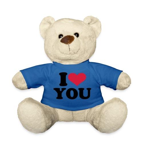 Teddy - I Love You - Teddy