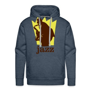 jazz new - Men's Premium Hoodie
