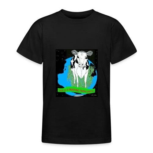 koeien t-shirts voor kinderen - Teenager T-shirt