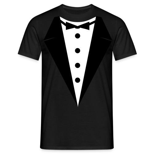 Zakelijk shirtje - Mannen T-shirt