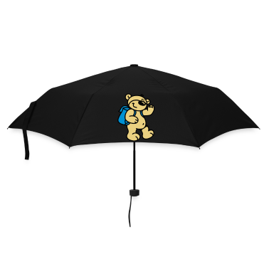 Little Bear goes to school Paraplu