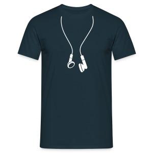 Headphone.Boys - Männer T-Shirt