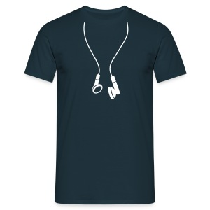 Headphone.Boys - Männer T-Shirt