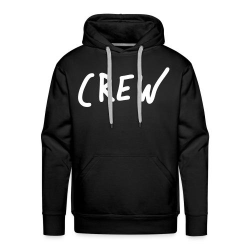 Crew branded hoodie - Men's Premium Hoodie
