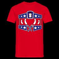 T-Shirts ~ Men's T-Shirt ~ Vive La Sausage