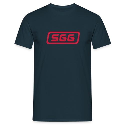 SGG -T-Shirt navy - Männer T-Shirt