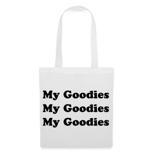 My goodies - Tote Bag