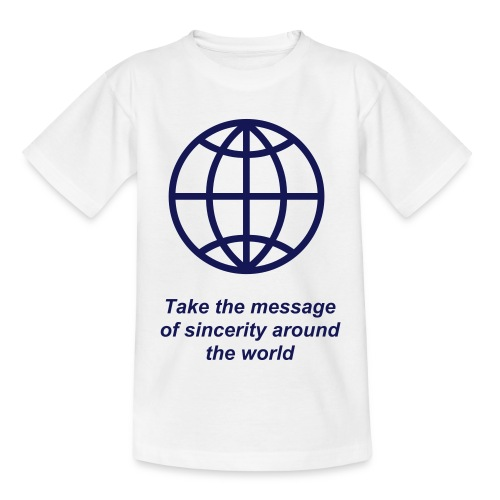 World T - Teenage T-shirt