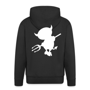 Devil Hood - Men's Premium Hooded Jacket