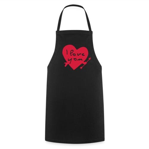 Love in the Kitchen - Keukenschort