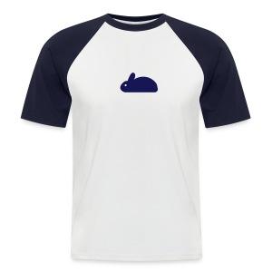 Rabbit - Men's Baseball T-Shirt