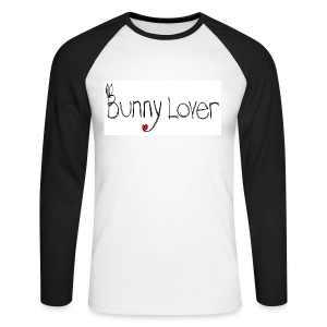 Bunny Lover - Men's Long Sleeve Baseball T-Shirt