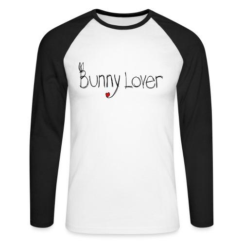 Bunny Lover - Men's Long Sleeve Baseball T-Shirt