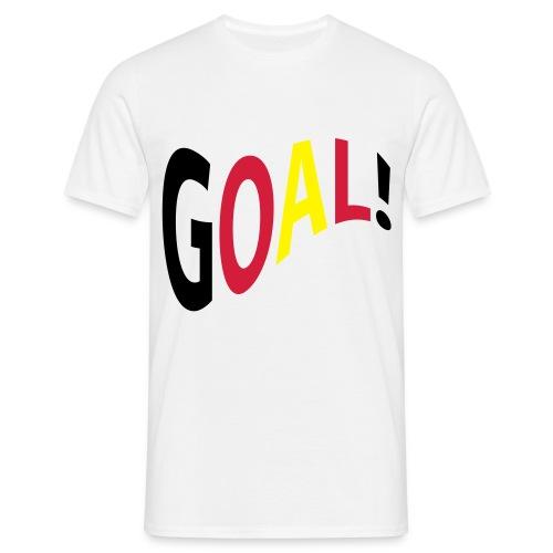 Goal! - Männer T-Shirt