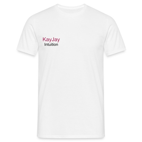 Classic KayJay (White) - Men's T-Shirt