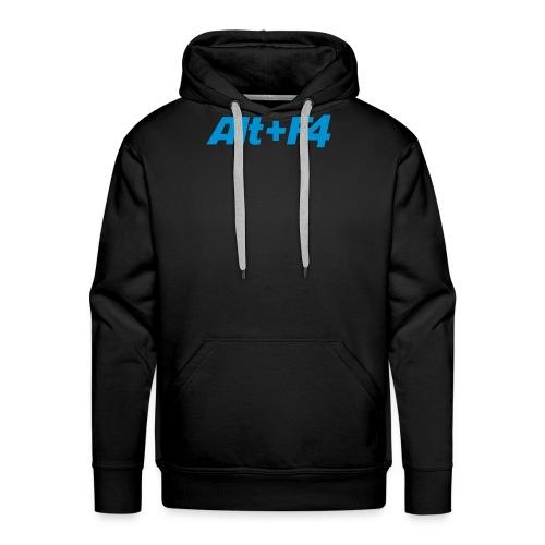 Alt+F4 - Männer Premium Hoodie