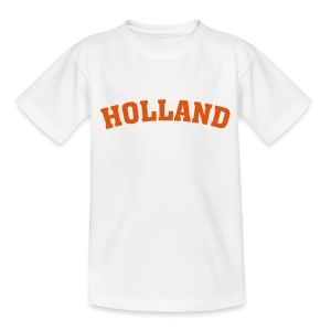Holland kinder t-shirt - Teenager T-shirt